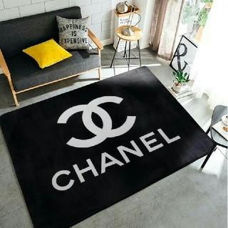 シャネル(CHANEL)のシャネル 滑り止め付 洗えるカーペット (ラグ)