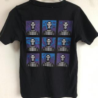 ジーユー(GU)の仮面ライダーTシャツ*ショッカー*難あり(Tシャツ/カットソー)