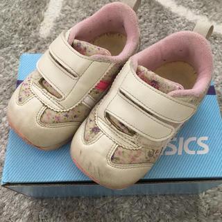 アシックス(asics)のアシックス 靴 ベビー 13.5(スニーカー)
