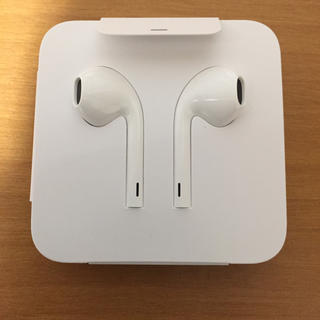 アップル(Apple)のiPhone (ヘッドフォン/イヤフォン)
