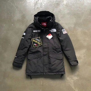 The North Face  Gore-Tex  ダウンジャケット 黒 M(ダウンジャケット)