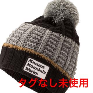 マーモット(MARMOT)のmarmot ニット帽(登山用品)