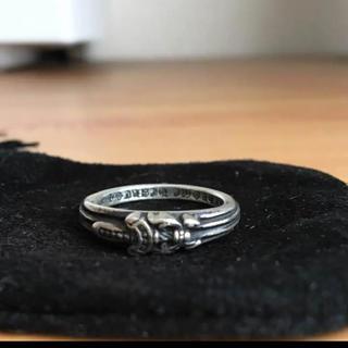 クロムハーツ(Chrome Hearts)のクロムハーツ ベイビークラッシックタガーリング(リング(指輪))