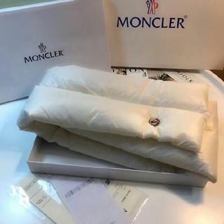 モンクレール(MONCLER)のMONCLERモンクレール ダウンマフラー (マフラー/ショール)