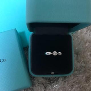 ティファニー(Tiffany & Co.)のティファニー(リング(指輪))