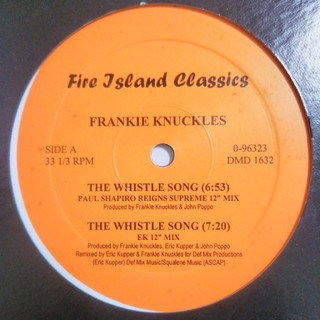 FRANKIE KNUCKLES(クラブ/ダンス)