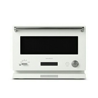 バルミューダ レンジ 電子レンジ オーブン ステンレス新品 未使用