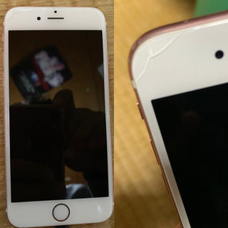 アップル(Apple)のiPhone6s  16G  SIMFREE(スマートフォン本体)