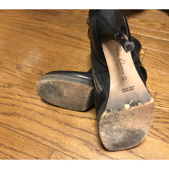Rick Owens(リックオウエンス)のリックブーツ  レディースの靴/シューズ(ブーツ)の商品写真