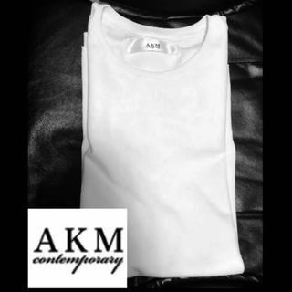エイケイエム(AKM)のAKM ワッフル カットソー(Tシャツ/カットソー(七分/長袖))