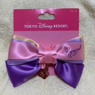 Disney - ディズニーランド ラプンツェル バレッタ