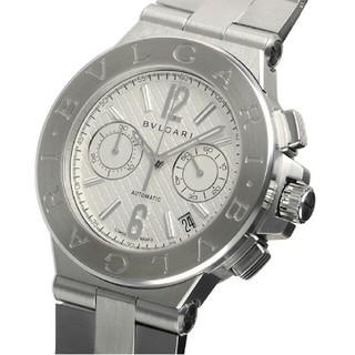 BVLGARI - BVLGARI ディアゴノクロノ DG40C6SSDCH 腕時計
