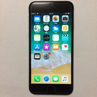 アイフォーン(iPhone)の3️⃣中古美品 Softbank iPhone6 16gb (スマートフォン本体)