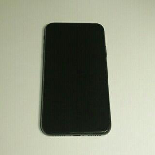 アップル(Apple)の開封のみ未使用iPhone X 256G SIMフリー(スマートフォン本体)