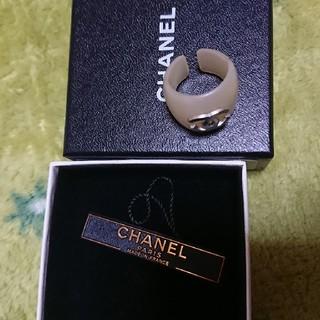 シャネル(CHANEL)のCHANELリング   11号 明日から値上げ(リング(指輪))