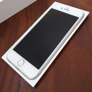 アップル(Apple)の☆iPhone6s 16GB SoftBank シルバー(スマートフォン本体)