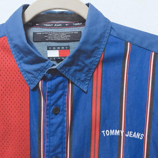 TOMMY - トミー 長袖シャツ 古着 Tommy used