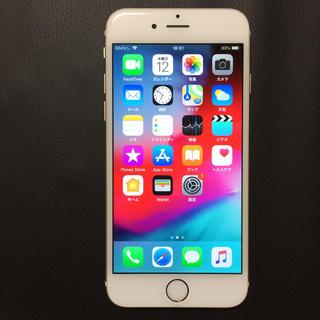 アイフォーン(iPhone)の5️⃣中古美品  docomo iPhone6 16gb (スマートフォン本体)