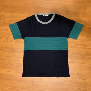 マルニ(Marni)のMARNI パネルボーダー Tシャツ 44(Tシャツ/カットソー(半袖/袖なし))