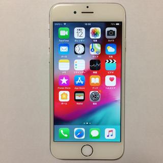 アイフォーン(iPhone)の6️⃣中古  docomo iPhone6 64gb(スマートフォン本体)