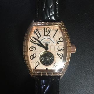 フランクミュラー(FRANCK MULLER)の本日限り! ファッションウォッチ!安心の国内発送!(腕時計(アナログ))