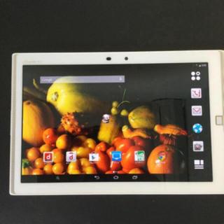 NTTdocomo - 美品docomo タブレット 富士通 ARROWS Tab F-03G 64GB