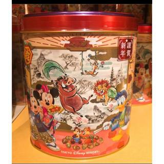 ディズニー(Disney)のお正月☆ミッキー ☆ミニー☆チョコレートクランチ ☆ディズニーリゾート限定品(菓子/デザート)