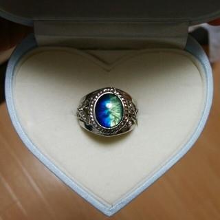 ブルー 指輪(リング(指輪))