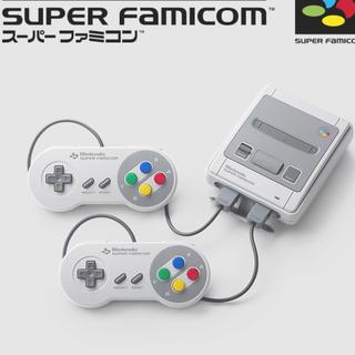 任天堂 - クラシックミニスーパーファミコン