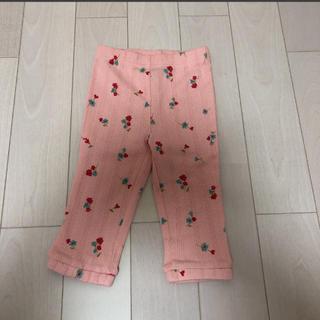 ベビーギャップ(babyGAP)の値下げしました‼︎【新品タグ付き】ベビーギャップ 花柄パンツ 95(パンツ/スパッツ)