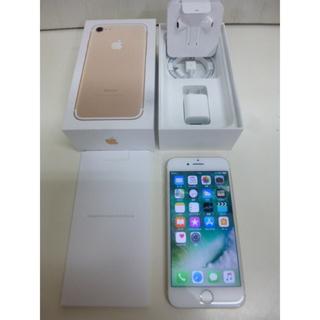 アイフォーン(iPhone)のiPhone7 128GB SIMフリー MNCM2J/A ゴールド(スマートフォン本体)