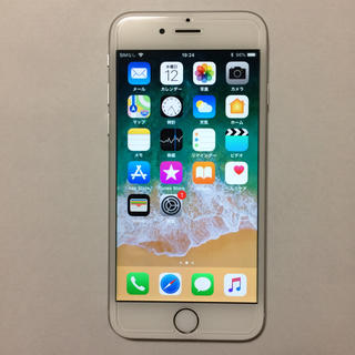 アイフォーン(iPhone)の9️⃣中古美品  docomo iPhone6 64gb(スマートフォン本体)