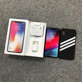 Apple - iPhone X 64G 保証期間内美品