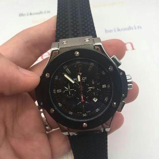 HUBLOT - 美品 HUBLOT 腕時計 機械自動巻き 未使用