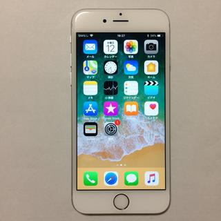 アイフォーン(iPhone)の🔟中古美品  docomo iPhone6 64gb(スマートフォン本体)