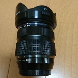 オリンパス(OLYMPUS)のレンズ確認用 DIGITAL ED 12-40mm F2.8 PRO(レンズ(ズーム))