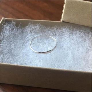 pluie  シルバー リング (リング(指輪))