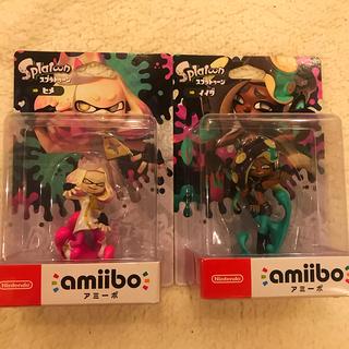 ニンテンドースイッチ(Nintendo Switch)のアミーボ amiibo ヒメ イイダ(ゲームキャラクター)