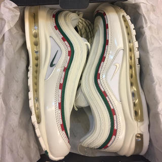 NIKE - Undefeated Nike air max 97