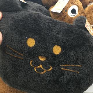 黒猫のぬいぐるみ(ぬいぐるみ)