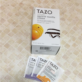 TAZO フレーバーティー(茶)