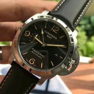 パネライ(PANERAI)のPANERAI自動巻きメンズ腕時計(腕時計(アナログ))