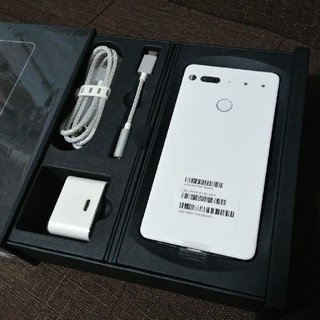Essential Phone PH-1(スマートフォン本体)