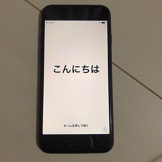 アップル(Apple)の超美品 iPhone7 本体 128GB au端末 ネットワーク利用制限無し(スマートフォン本体)