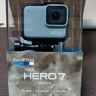 ゴープロ(GoPro)のgopro HERO7 新品未開封(コンパクトデジタルカメラ)