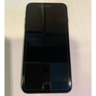 アイフォーン(iPhone)のiphone8 plus  64g simフリー space glay(スマートフォン本体)