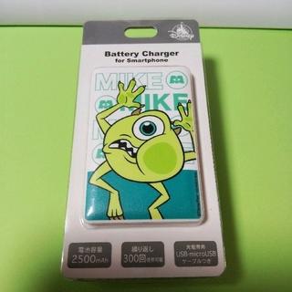 ディズニー(Disney)のディズニーモバイルバッテリーチャージャー(バッテリー/充電器)
