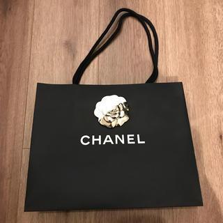 シャネル(CHANEL)のCHANEL クリスマス限定ショップ袋(ショップ袋)