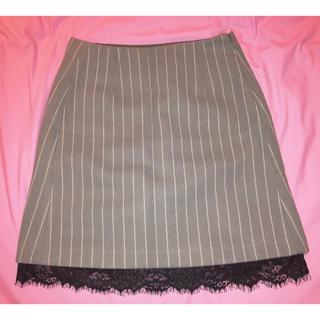 ジーユー(GU)の台形スカート♡(ミニスカート)