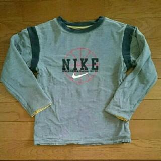 ナイキ(NIKE)のNIKE リバーシブル 長袖Tシャツ(Tシャツ/カットソー)